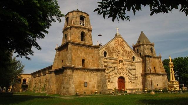 Church of Santo Tomas de Villanueva (Miag-ao Church), Miag-ao, Iloilo, Philippines