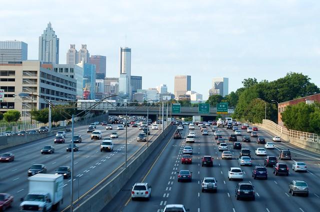 lado bom e ruim de morar em Atlanta