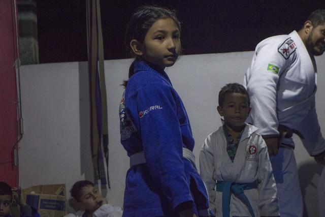 Núcleos de Jiu-Jitsu em Itanhaém