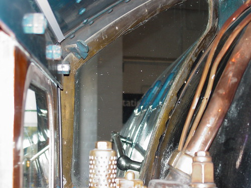 LNER 4468 Mallard Driver's View