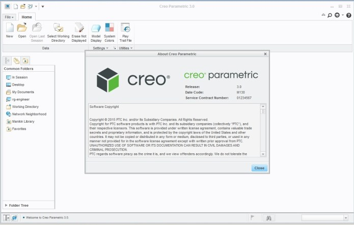 creo parametric 3.0 software free download with crack