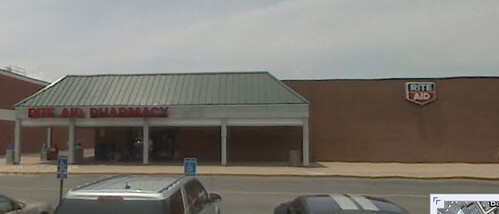 Rite Aid, Hampton, VA (Willow Oaks Shopping Center, Google Maps)