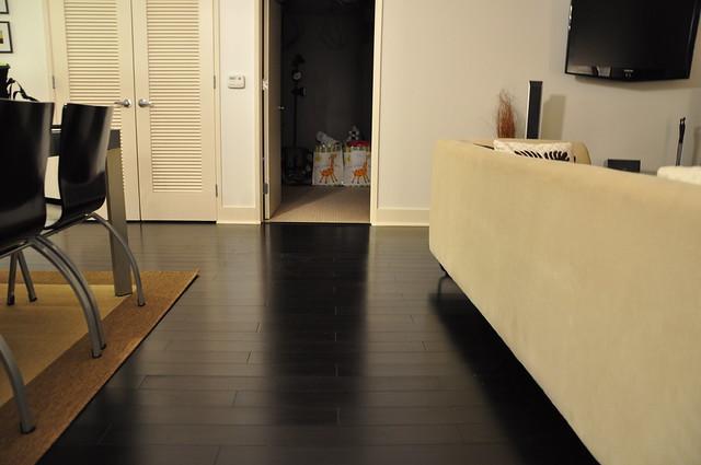 Black Bamboo Flooring