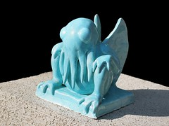Lovecraft's Cthulhu - Statuette by Richard L. Tierney 14