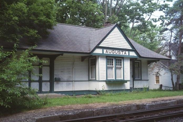 New Augusta Station