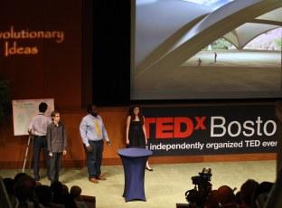 TEDxBoston 2010: Matt Gordon, Lynwood Walker, Claudia Gold