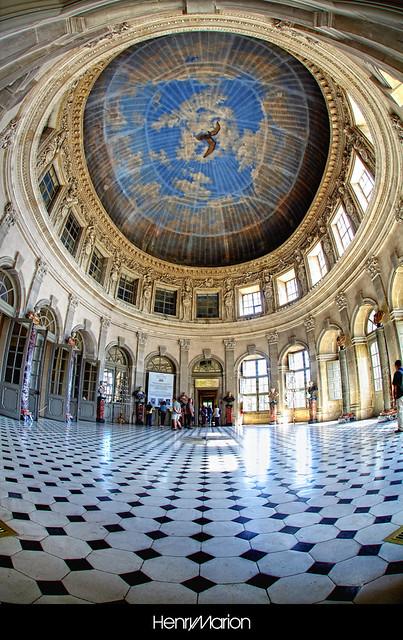 Grand Salon du chateau de Vaux le Vicomte  Flickr  Photo Sharing
