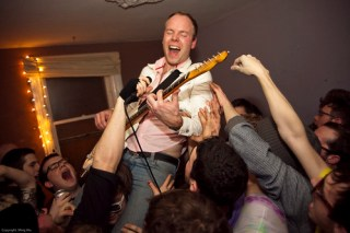 The White Wires @ Our Youth Is Fleeting House party