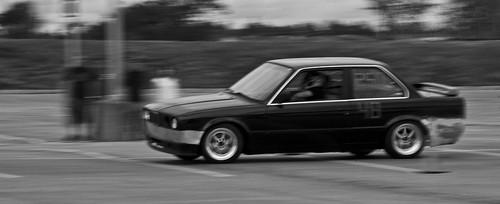 BMW #48 B&W