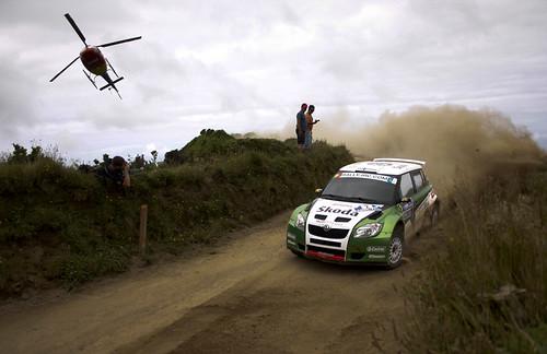 IRC SATA Rally Açores 2010