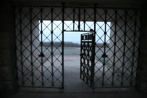 Deutschland : KZ Konzentrationslager Buchenwald : Gitter 2 1937