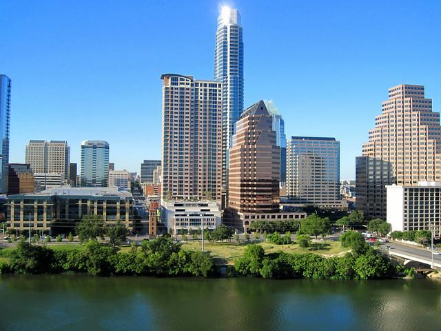 Austin Texas Lake Front