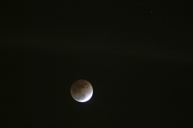 Seattle Lunar Eclipse 3