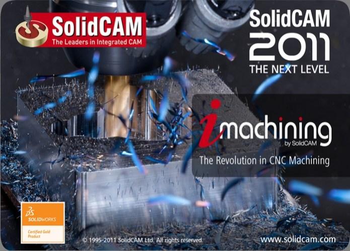 SolidCAM 2011 SP8 Multilanguage for SolidWorks 2009-2013 32bit 64bit