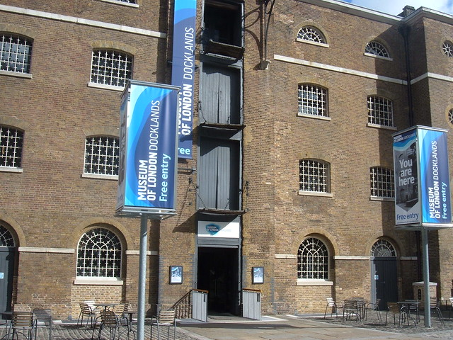 Museum of Docklands Londres