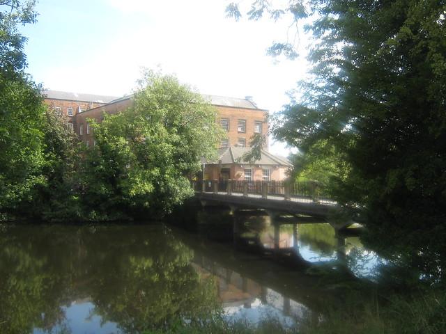 Toll Bridge Darley Abbey Derby Flickr Photo Sharing
