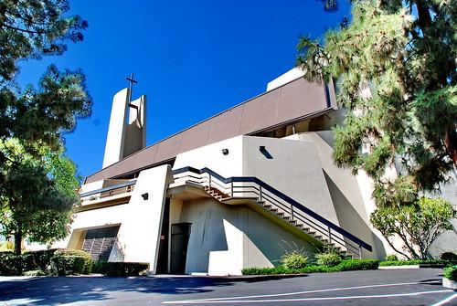 St. Rita's Catholic Church, John Gougen, Architect 1969