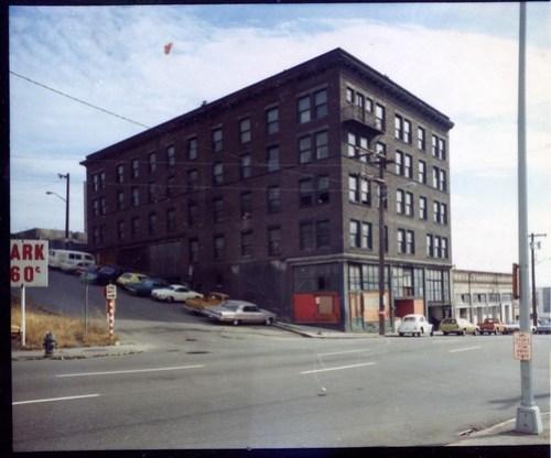 Alki Hotel, c 1974