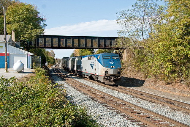 Amtrak Train  30  The Capitol Limited  Flickr  Photo
