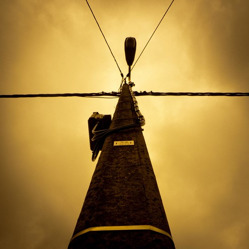 The Electric Cross (Grivegnée) - Photo : Gilderic