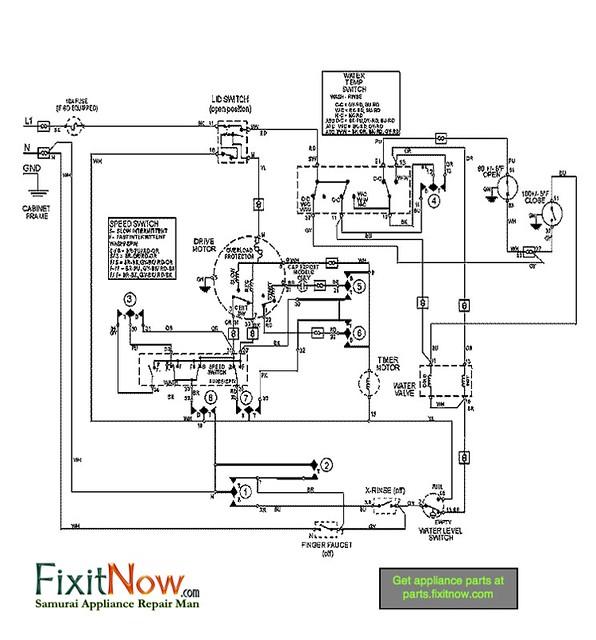 maytag washer mavt834 wiring diagram flickr photo sharing