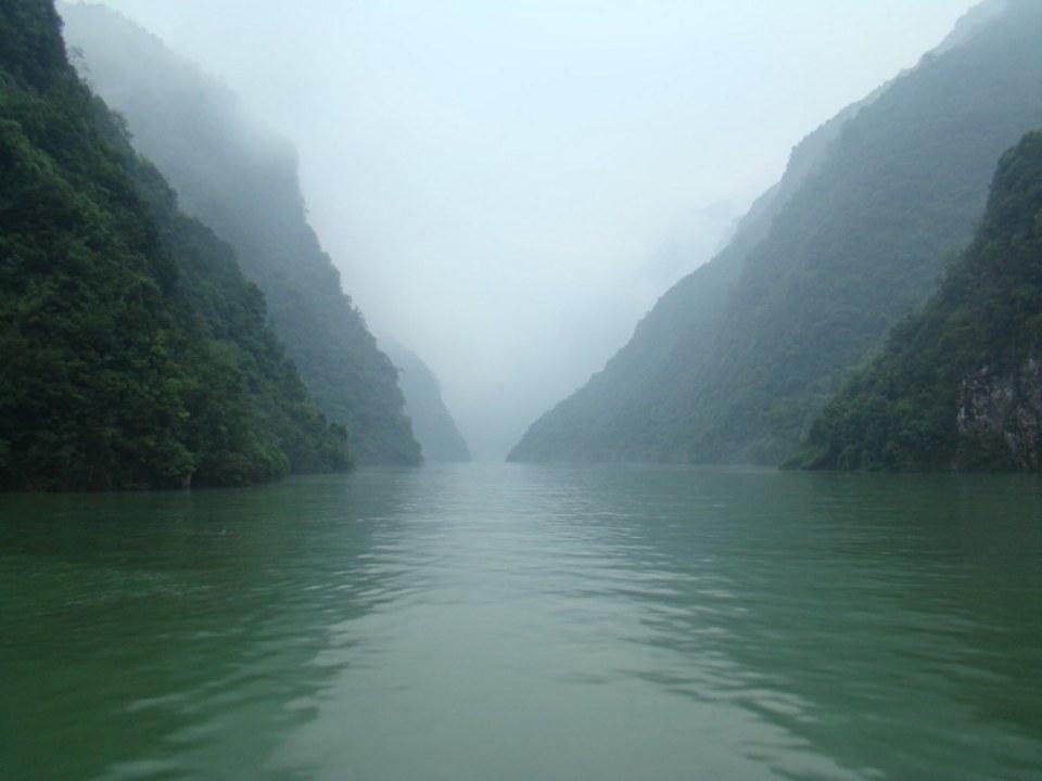 China Crucero Las Tres Gargantas del Yangtsé 36