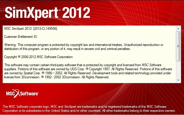 MSC SimXpert 2012 build CL149556 x86 x64 full license
