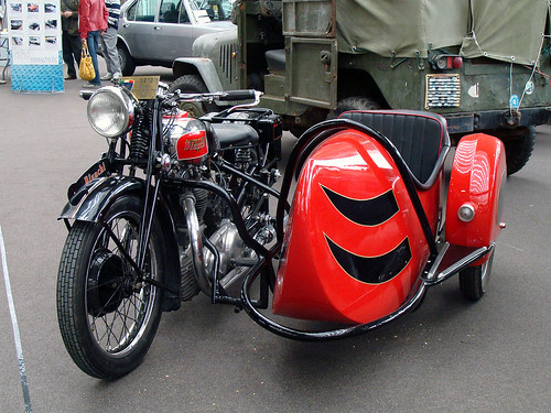 Bianchi Freccia Azzurra Sport - 1938