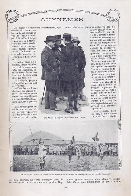 Ilustração Portugueza, No. 599, August 13 1917 - 2 by Gatochy
