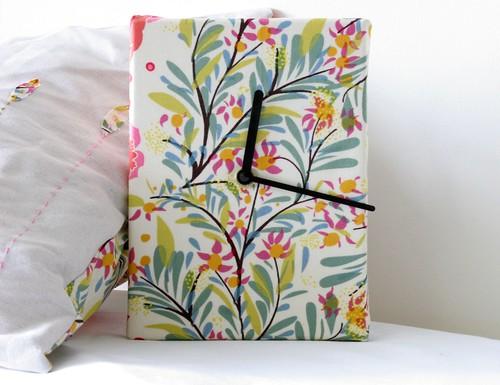 52 crafts in 52 weeks: handmade clock