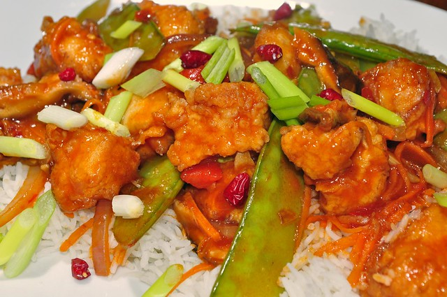 Mmm…Sweet 'n Sour Chicken from Flickr via Wylio