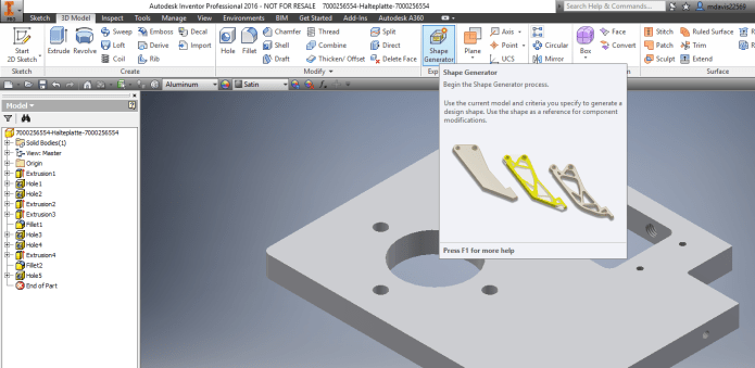 Design with Autodesk Inventor Professional 2016 R3 64bit