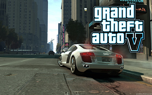 Grand Theft Auto 5   kaylanasweblog