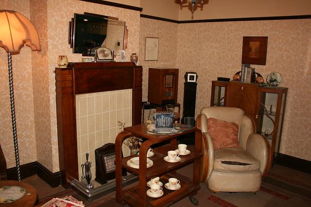 1940s Living room  Flickr  Photo Sharing