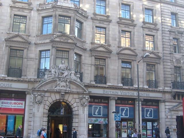 Oficina de Turismo Londres