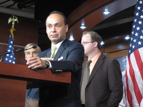 Congressional Hispanic Caucus Speaks About Immigration Reform
