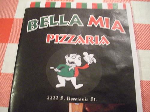 Bella Mia Pizzaria