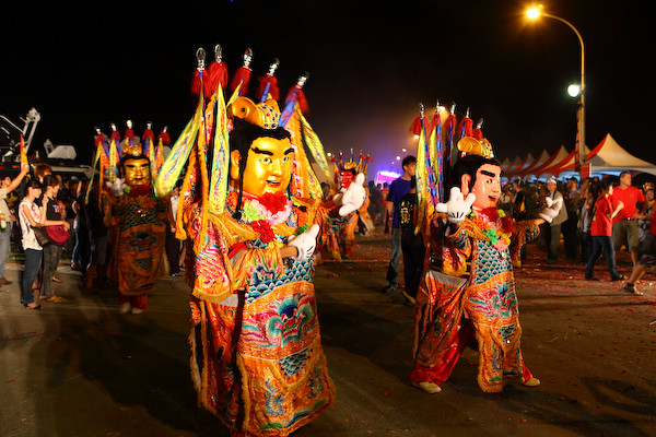 2_MG_6956-Qianggu Festival. Qianggu Ceremony. Yilan County (I-Lan). Taiwan 電音三太子-頭城搶孤-搶孤-祭祀-慶典-酬神-神像 ...