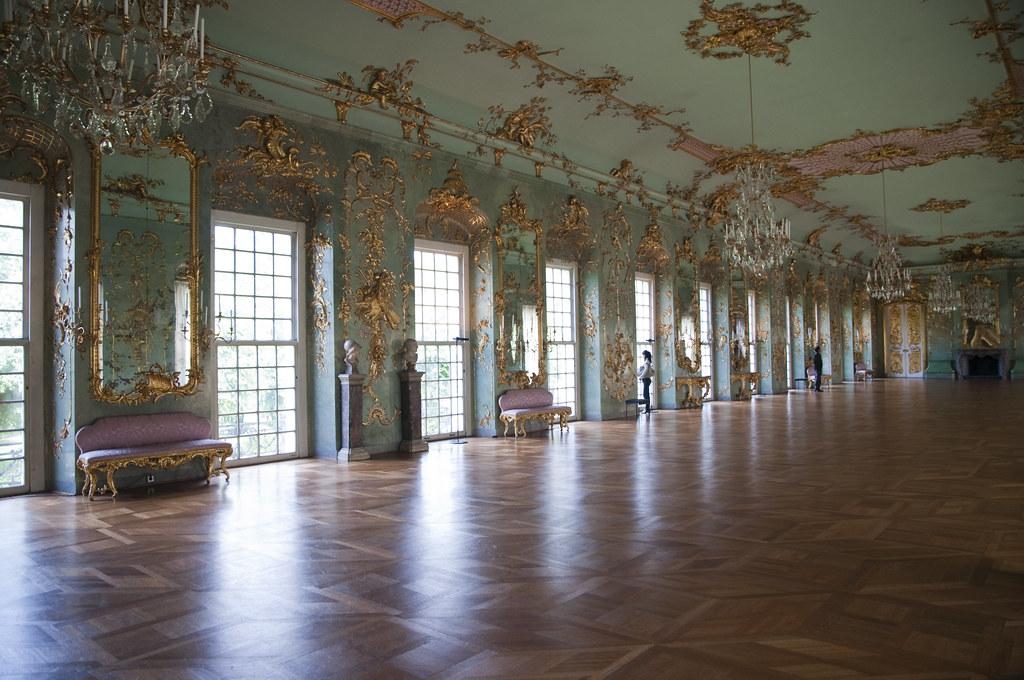 The More Impressive Green Room