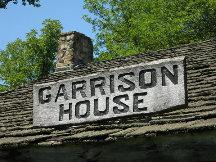 Fort Vallonia Garrison House