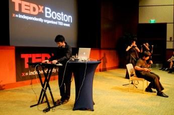 TEDxBoston 2010: Po-Nung Lin, Muhan Zhang, Kimberly Huang