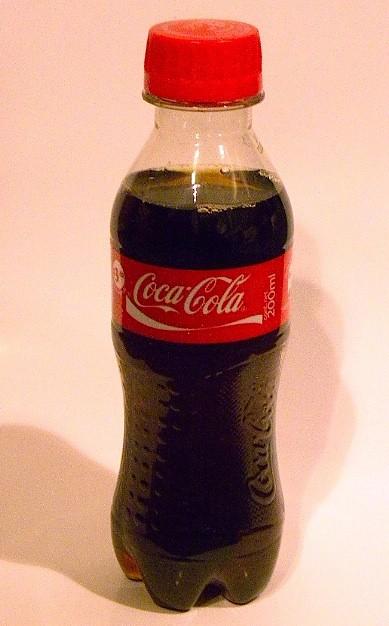 CocaCola Mini PET plant Bottle Mexico 200 ML AUG 2010