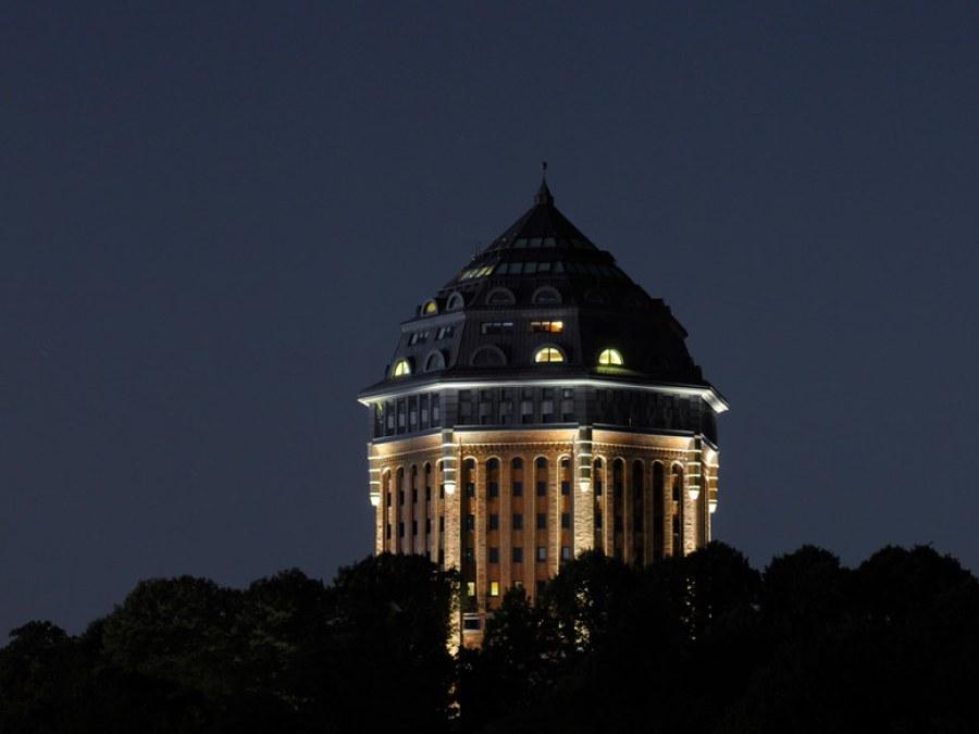 Schanzenturm, foto door Peter Gogolin