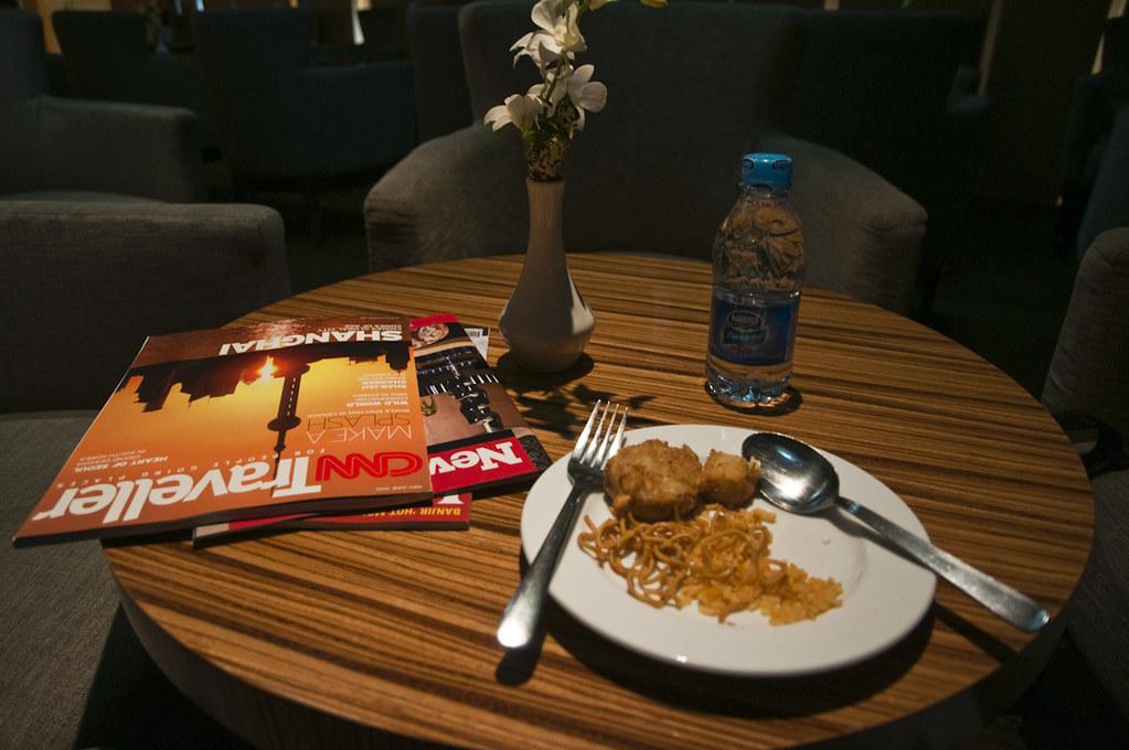 Lounge at Jakarta Soekarno-Hatta
