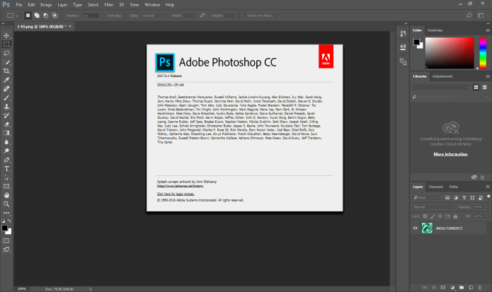 Download Adobe Photoshop Cc 2017 V18 0 1 X86 X64 Update1 Full Crack Click To Download Items Which You Want