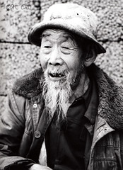 China - old man