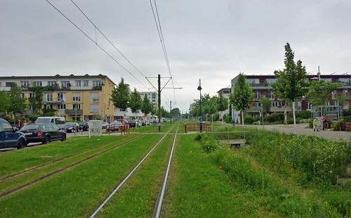 Vaubanallee transit boulevard