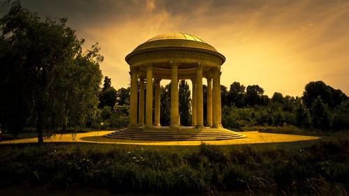Et In Arcadia Ego (Parc du Château de Versailles) - Photo : Gilderic
