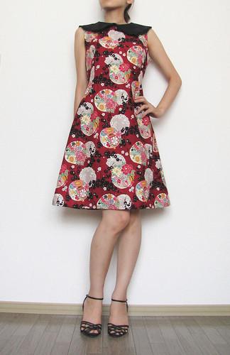 Japanese Tea Party Dress