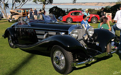 1938 Mercedes-Benz 540 K Special Roadster - black - fvr
